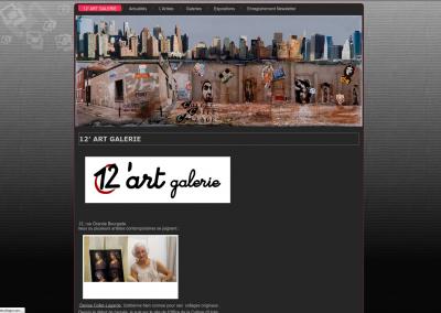 12 Art Galerie et colletcollage.com